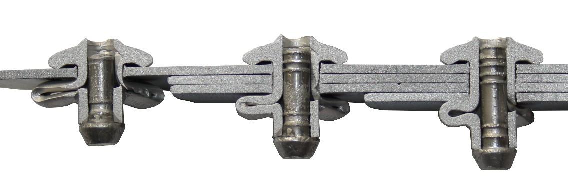 X trifar rivetto ad alte prestazioni in alluminio - Vetrocamera spessore minimo ...