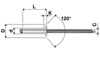 Aluminium / Steel
