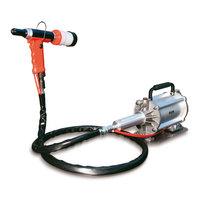 Pneumatisch-hydraulische Setzgeräte